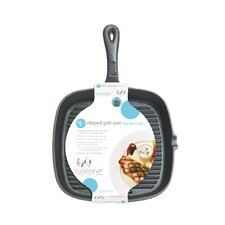 Clearview Square Grill Pan