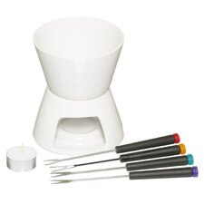 <strong>KitchenCraft</strong> Fondues Chocolate Fondue Set