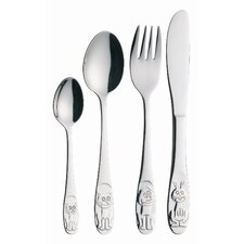 Let's Make Four Pieces Cutlery Set