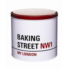 My London Biscuit Tin 'Baking Street'