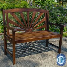 Highland Sapporo Outdoor Garden Bench