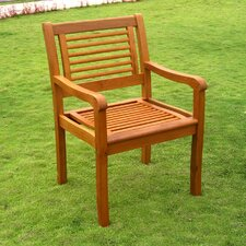 Royal Tahiti Dining Arm Chair (Set of 2)