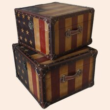 Americana Trunk (Set of 2)