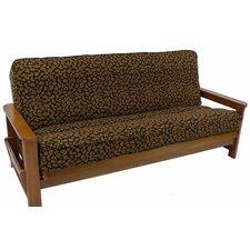 Premium Tapestry Cheetah Futon Slipcover