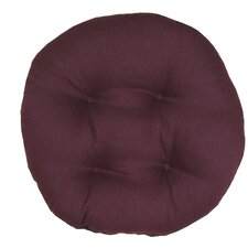<strong>Blazing Needles</strong> Premium Footstool Cushion