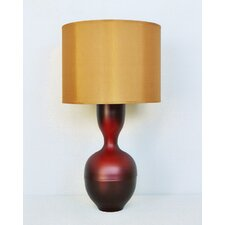 <strong>Babette Holland</strong> Ruby Table Lamp with Shade