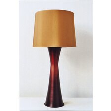 <strong>Babette Holland</strong> Skyscraper Table Lamp with Shade