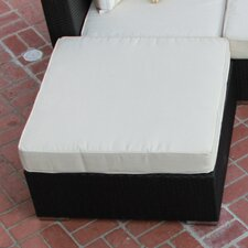Dijon Sectional Ottoman with Cushion