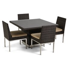 Mirabella 5 Piece Dining Set