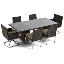 Mirabella 7 Piece Dining Set