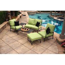 <strong>Caluco LLC</strong> San Michele 6 Piece Deep Seating Group