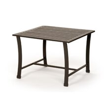San Michele Square End Table