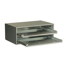 "20"" Heavy Duty Bearing Slide Rack"