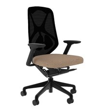 Suit Mesh Task Chair with Arms