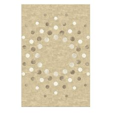 Indian Summer Soho Beige Tufted Rug