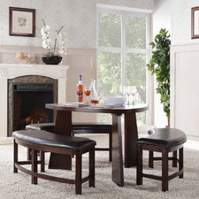 Mikayla 4 Piece Dining Set