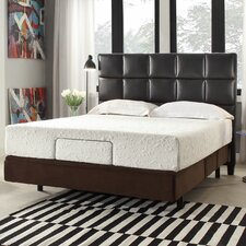 Sienna Comfort Electric Adjustable Bed Base with Wireless Remote Control