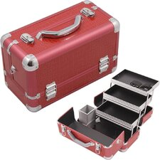 Professional Cosmetic Makeup Train Case