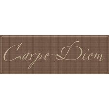 Softy Pearl Carpe Diem Mat