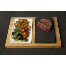 The Bamboo Range 3 Piece Steak and Sides Set
