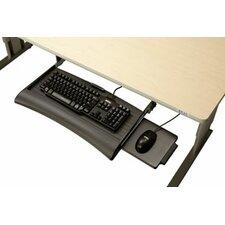 Hide-Away Keyboard Slide