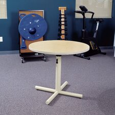 "Progression Round ""Float"" Table with Gas Assist Adjustment"