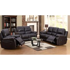 Carter Recliner Sofa Set