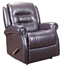 Johnson Leather Recliner