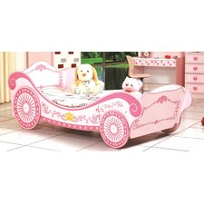 Princess Carriage Bed Frame