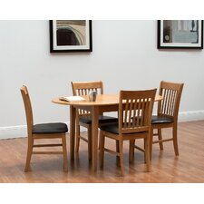 Cleo 5 Piece Dining Set