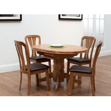 Toledo 5 Piece Dining Set