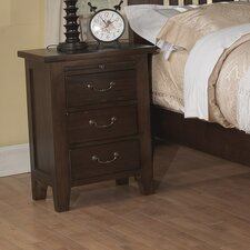Shrewsbury Bedside Table