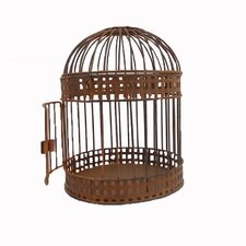 Wired Bird Cage