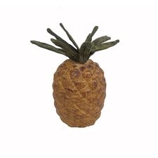 Papier Mache Welcome Pineapple Collectible Figurine