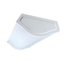 4 Light Wrapround Ceiling Light