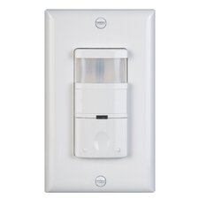 180D Occupancy Sensor with Night Light