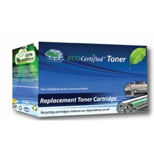 C128 Eco Certified Canon Laserjet Compatible Toner, 2100 Page Yield, Black
