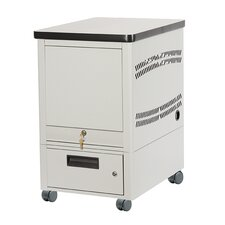 Laptop Depot Pedestal with 5 Capacity Unit