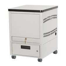 Laptop Depot Pedestal with 8 Capacity Unit