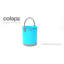 Collapsible 2.6 Gallon Water Bucket