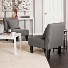 Purban Slipper Chairs (Set of 2)