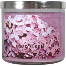 Lilac Bloom 3 Wick Jar Candle
