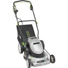 "20"" Cordless 24-Volt Electric Lawn Mower"