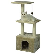 "39"" Cat Tree in Beige"
