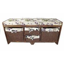 Aston Wood Storage Bench