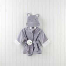 """Hug-alot-amus"" Hooded Hippo Robe"