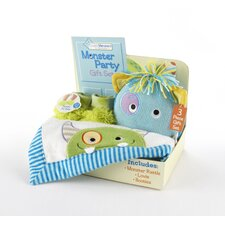Closet Monsters 3 Piece Gift Set