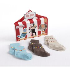 Big Top Baby Socks (Set of 3)