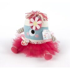 <strong>Baby Aspen</strong> Closet Monsters Bloomers, Headband and Plush Toy Gift Set