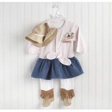 <strong>Baby Aspen</strong> Big Dreamzzz 2 Piece Layette Set